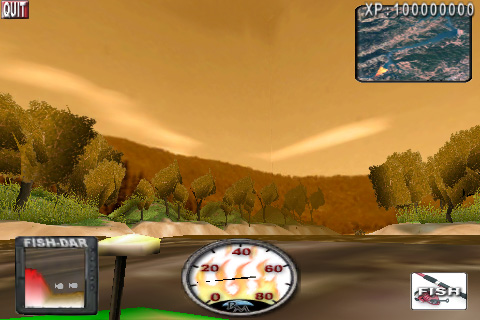 Screenshot 3D POWER FISHING