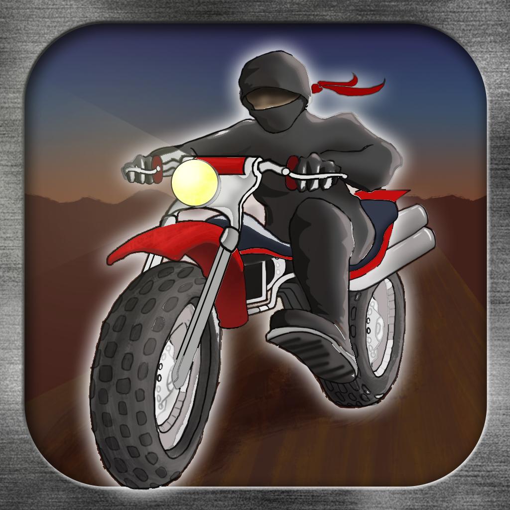 Ninja Racer - Free Bike Rider Game